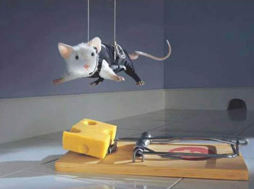Mission Impossible Egér : )